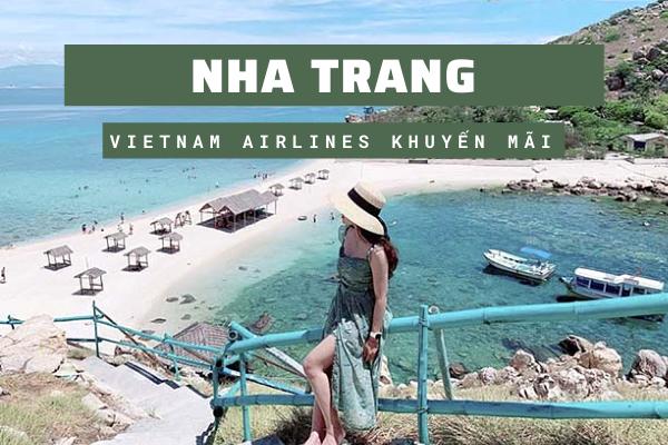 Vietnam Airlines khuyến mãi đi Nha Trang