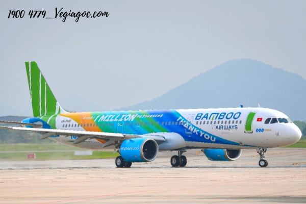 Bamboo Airways khuyến mãi đi Pleiku