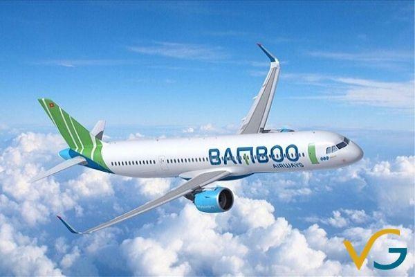 Bamboo Airways mở đường bay mới từ Đà Nẵng đến Hải Phòng