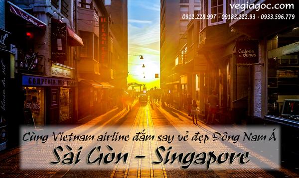 Vé máy bay Vietnam Airlines khuyến mãi chỉ từ 19 USD đến Đông Nam á