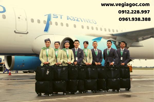 Bảng Giá Vé Máy Bay Bamboo Airways 2019
