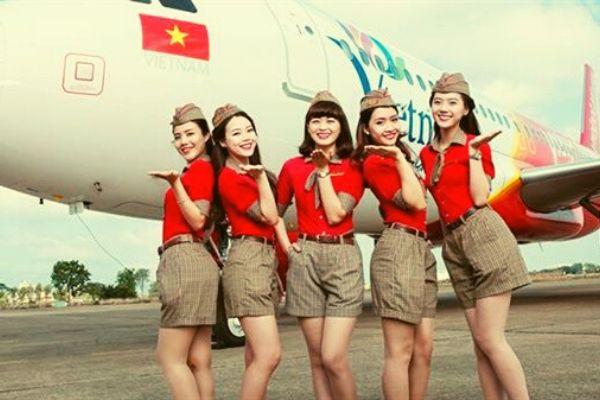 Bảng giá vé máy bay giá rẻ tháng 11 Vietjet