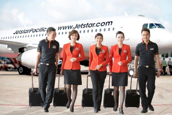 Bảng giá vé máy bay giá rẻ tháng 11 Jetstar