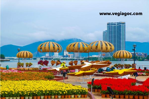 Bảng giá vé máy bay Tết đi Đà Nẵng 2020