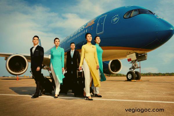 Bảng giá vé máy bay Vietnam Airlines mùa hè