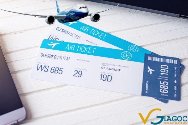 Bí mật về kí tự code vé trên máy bay mà bạn nên biết
