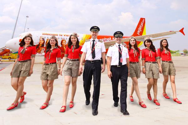 Các hãng hàng không tấp nập mở đường bay mới trong tháng 5