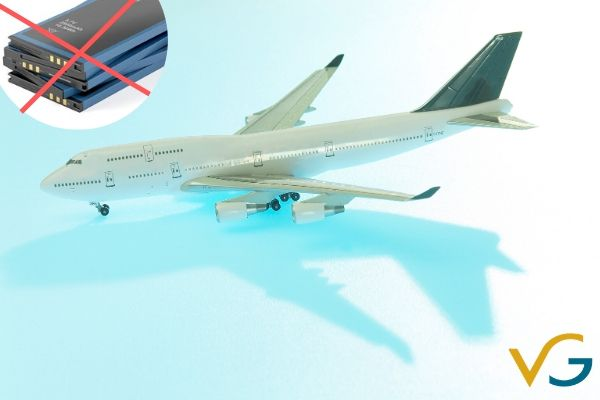 Các hãng hàng không từ chối vận chuyển Pin Lithium trên các chuyến bay