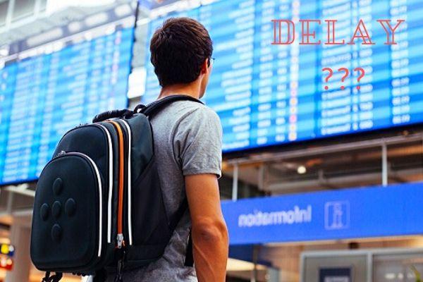 Cách phòng tránh delay trên các chuyến bay