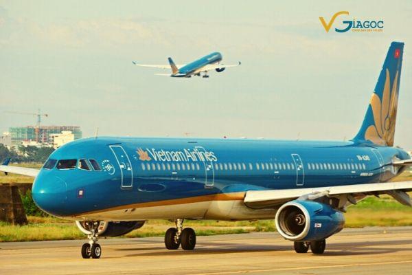 Cách tính phí đổi vé máy bay hãng Vietnam Airlines