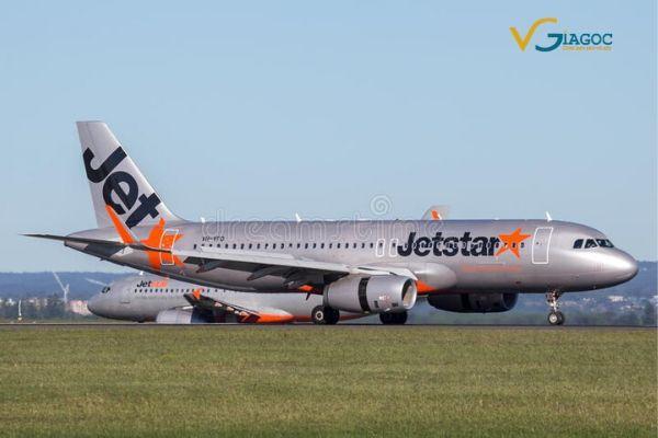 Cách tính phí đổi vé máy bay hãng Jetstar