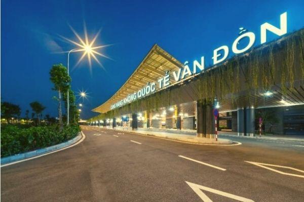 Cảng hàng không quốc tế Vân Đồn mở cửa trở lại từ ngày 3 tháng 3