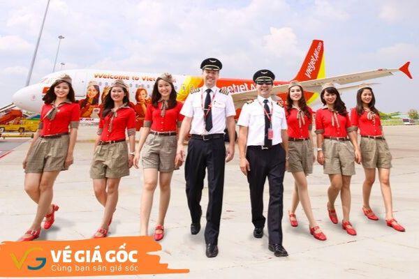 Cập Nhật Vé Máy Bay Vietjet Air Mới Nhất Năm 2019