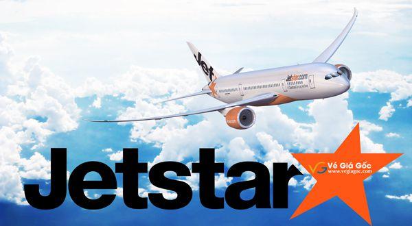 Cuối tuần siêu khuyến mãi vé máy bay chỉ từ 88đ của Jetstar