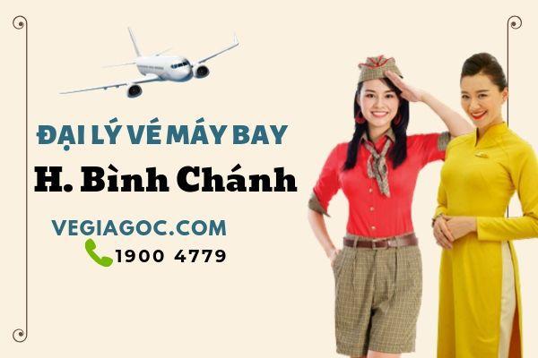 Đại lý vé máy bay huyện Bình Chánh