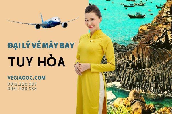 Đại Lý Vé Máy Bay Tại Tuy Hòa