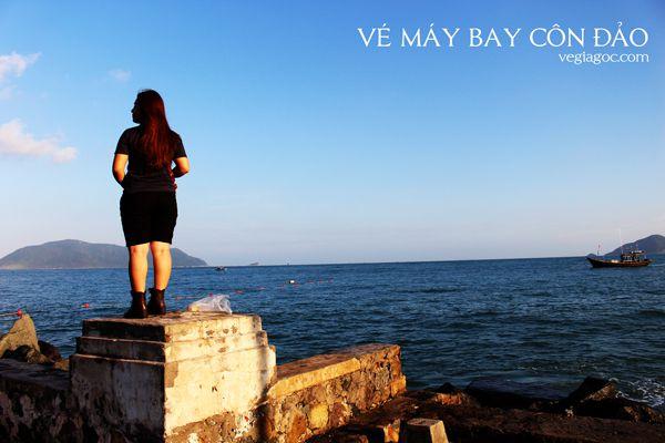 Đặt vé máy bay đi Côn Đảo 960000 ngàn đồng Vietnam Airlines