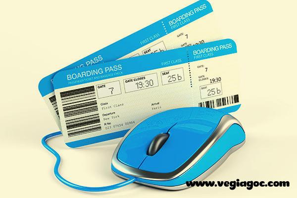 Đặt vé máy bay giá rẻ qua mạng và lợi ích
