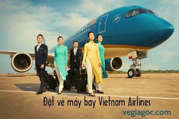 Đặt vé máy bay giá rẻ Vietnam Airlines