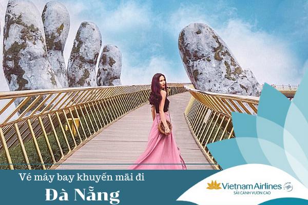 Vé máy bay khuyến mãi đi Đà Nẵng Vietnam Airlines