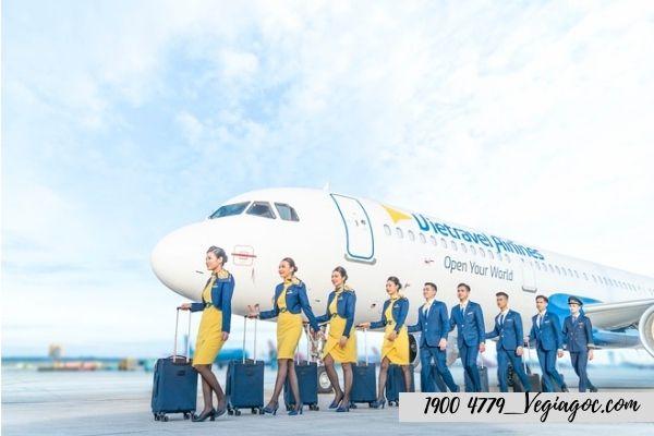 Điều Kiện Hoàn Hủy Đổi Vé Hãng Vietravel Airlines