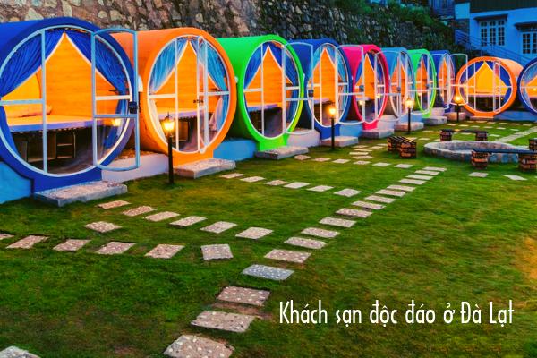 Du lịch thả ga check in khách sạn Đà Lạt