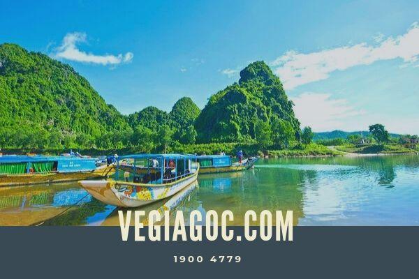 Giá vé máy bay đi Đồng Hới Vietjet