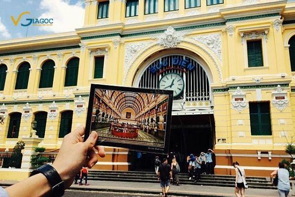 Giá vé máy bay đi Hồ Chí Minh