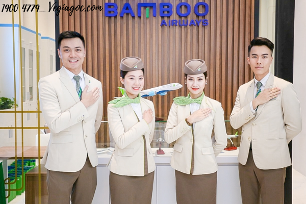 Giá vé máy bay đi Huế Bamboo Airways