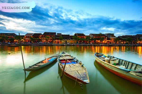Giá vé máy bay khứ hồi đi Chu Lai Bamboo Airways