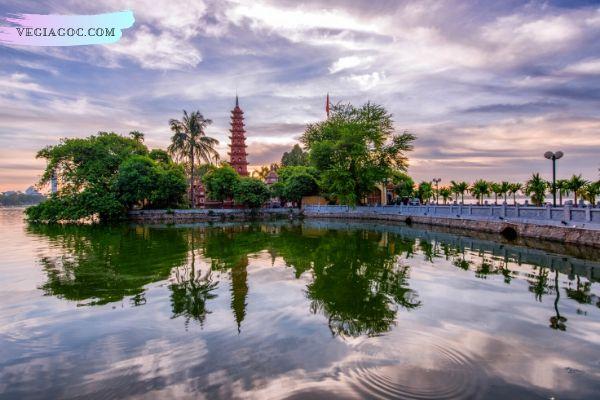 Giá vé máy bay khứ hồi đi Hà Nội Bamboo Airways