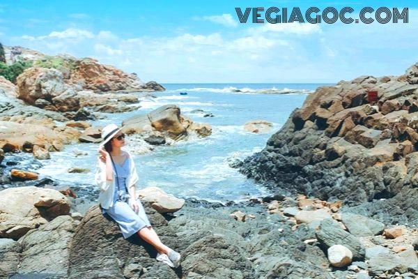 Giá vé máy bay khứ hồi đi Quy Nhơn Vietnam Airlines