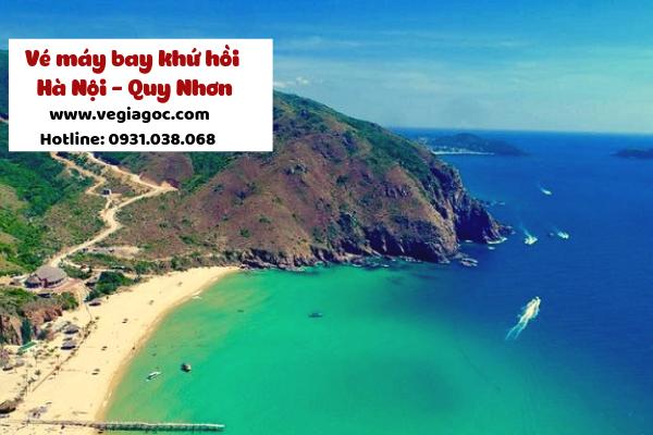 Giá vé máy bay khứ hồi Hà Nội Quy Nhơn