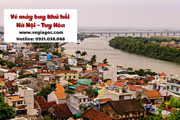 Giá vé máy bay khứ hồi Hà Nội Tuy Hòa