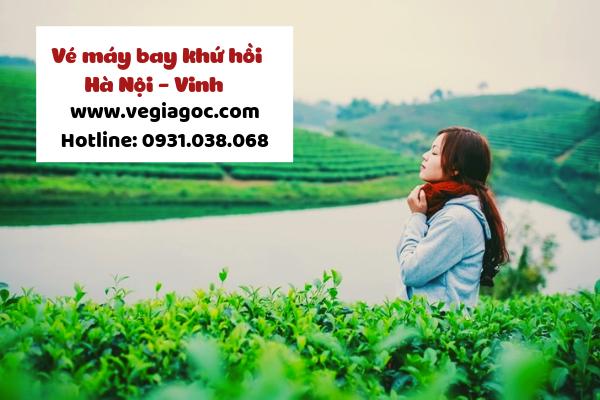 Giá vé máy bay khứ hồi Hà Nội Vinh