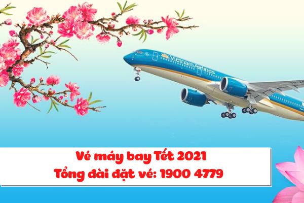 Giá vé máy bay Tết năm nay