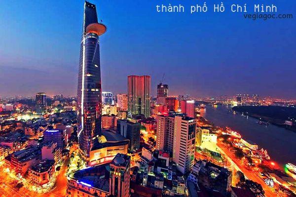 Giá vé máy bay từ Hà Nội đi thành phố Hồ Chí Minh