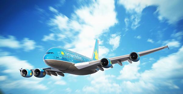 Giá Vé Máy Bay Vietnam Airlines