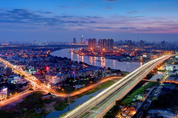 Hồ Chí Minh vẻ đẹp bất biến cùng thời gian