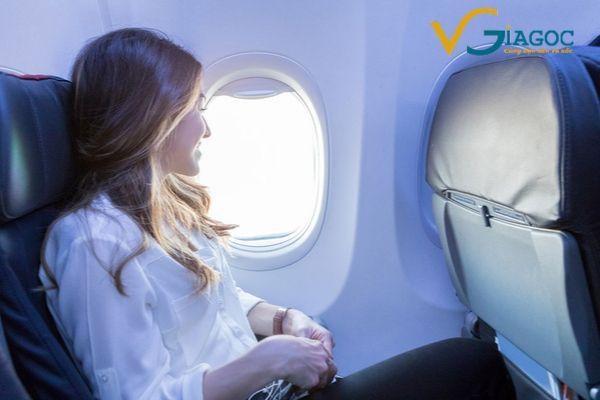 Kinh nghiệm chọn chỗ ngồi trên máy bay
