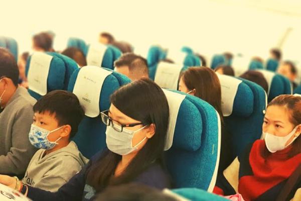 Người đang cần đi máy bay lưu ý gì để phòng hộ trước covid