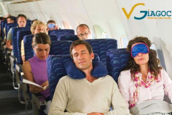 Một số bí quyết giúp bạn đi máy bay thoải mái hơn