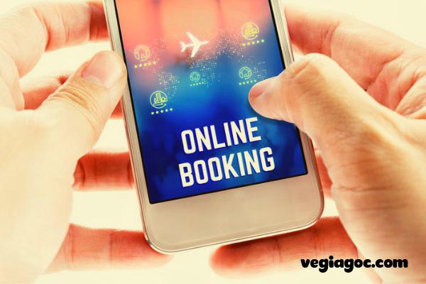Mua vé online Vietjet Jetstar Vietnam Airlines