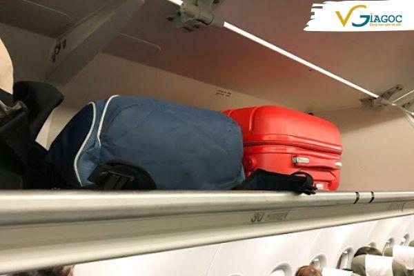 Những điều cần biết về hành lý xách tay khi đi máy bay