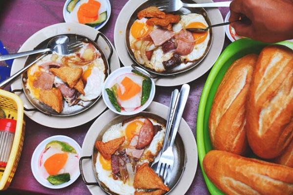 Những Món Ăn Nên Thử Ở Sài Gòn