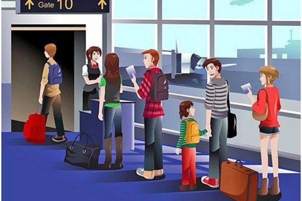 Những quy tắc nhỏ để bạn trở thành một hành khách lịch sự khi đi máy bay
