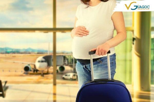 Quy định về hành khách mang thai đi máy bay Jetstar