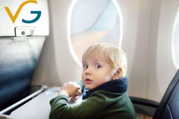 Quy định trẻ em khi đi máy bay Bamboo Airways