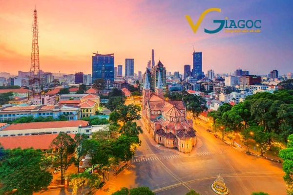 Săn Vé Máy Bay Giá Rẻ Đi Hồ Chí Minh