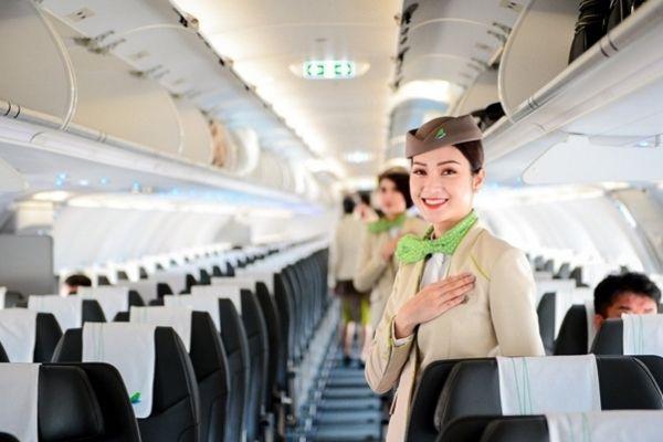 Săn vé máy bay giá rẻ tháng 10 Bamboo Airways